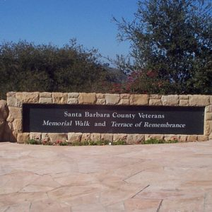 Over-Sized Granite Veterans Memorial