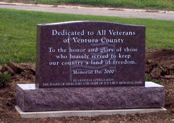 Ventura County Veterans Memorial