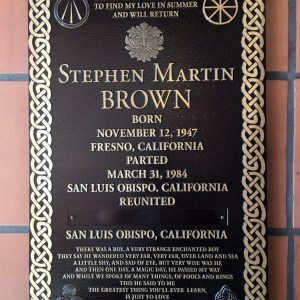 Brown Bronze Memorial
