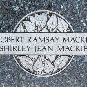 Mackie Calla Lily Flat Monument