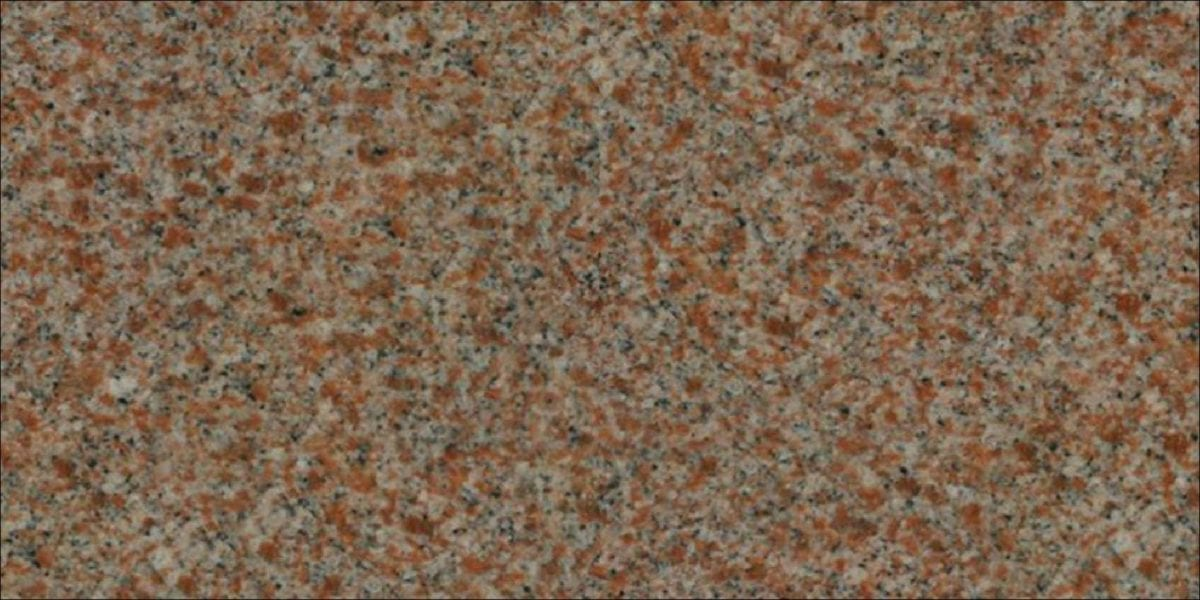 Morning Rose Granite Color